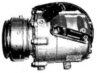 Mitsubishi Galant 20. 89-93 FX-105V Single V AKA201A201A (SUC 3341)