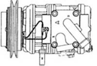 HYUNDAI GRACE/H-100 -R12, 10PA17C A-SINGLE (SUC 3039)