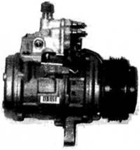 Toyota Estima/Previa (R-134a) '93 - Denso #447200-3522 10PA17E (SUC 3307 SUC 3396)